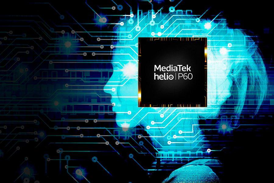 """MediaTek Helio P60 (MT6771): новая планка """"нижнего среднего"""" уровня"""