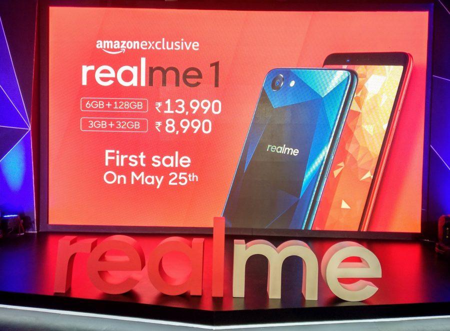 Цена Oppo Realme 1