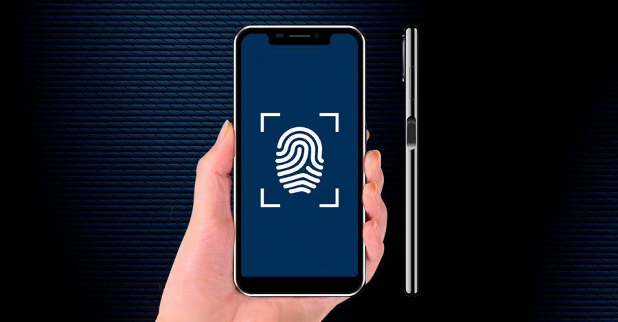 Сканер отпечатков пальцев HomTom H10