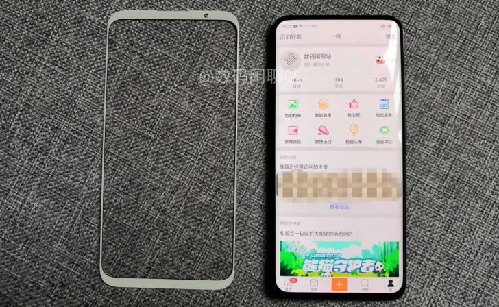 Дизайн Meizu 16