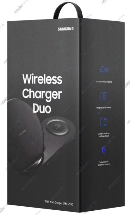 Упаковка Wireless Charger Duo