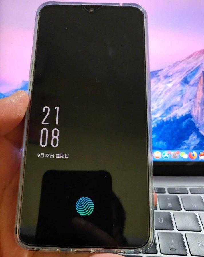 Свежие фото OnePlus 6T
