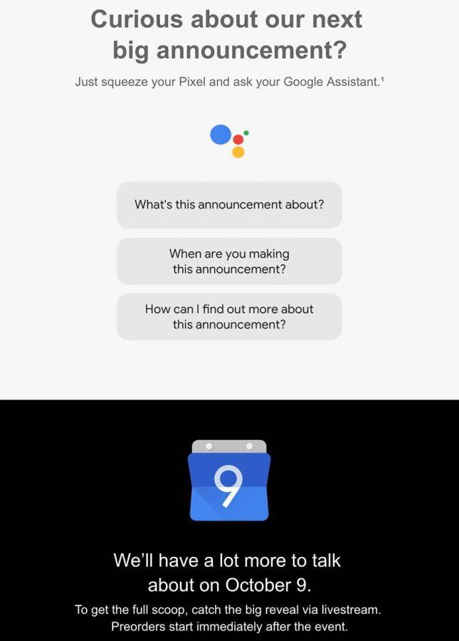 Предзаказ Google Pixel 3