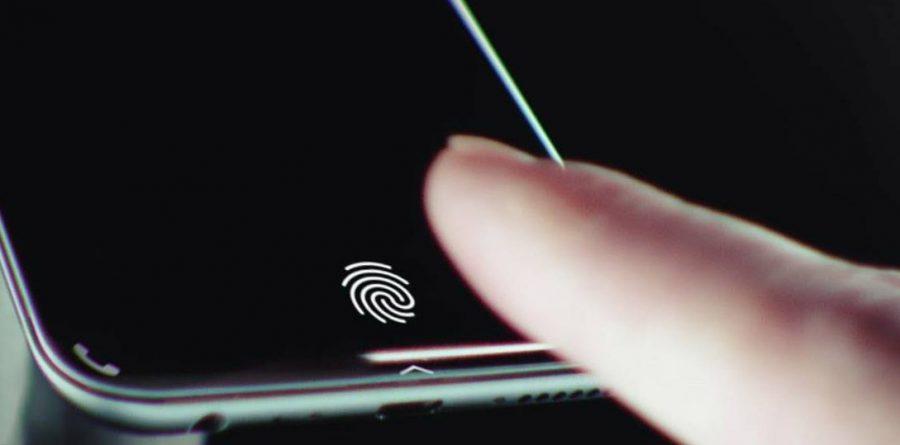 Встроенный прямо в экран сканер отпечатков пальцев - это уже технология настоящего