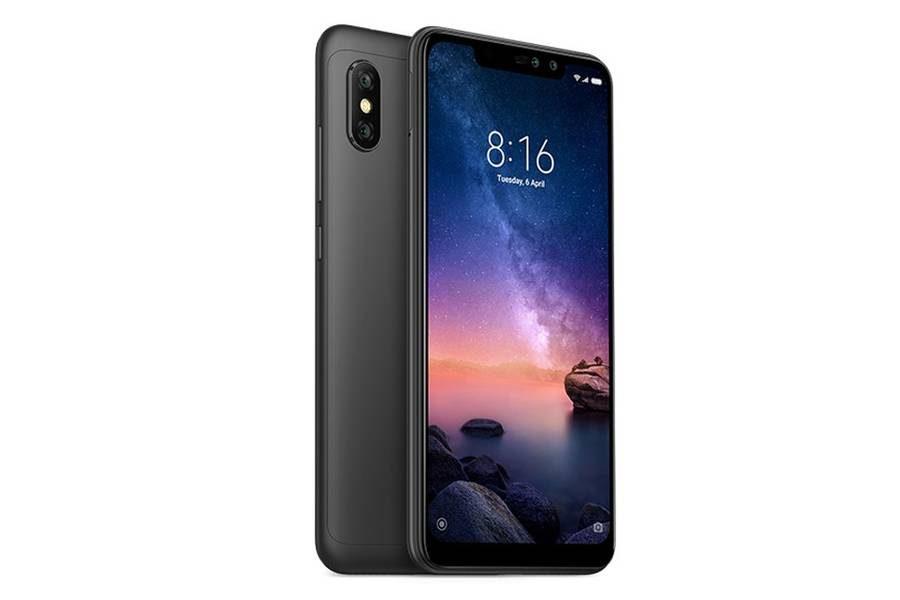 Xiaomi Redmi Note 6 Pro black (черный)