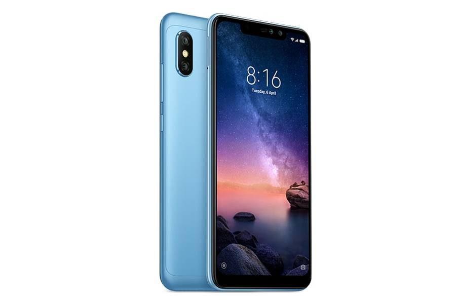 Xiaomi Redmi Note 6 Pro blue (голубой)