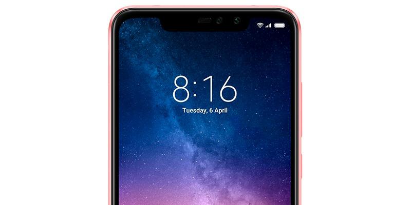 Экран Xiaomi Redmi Note 6 Pro