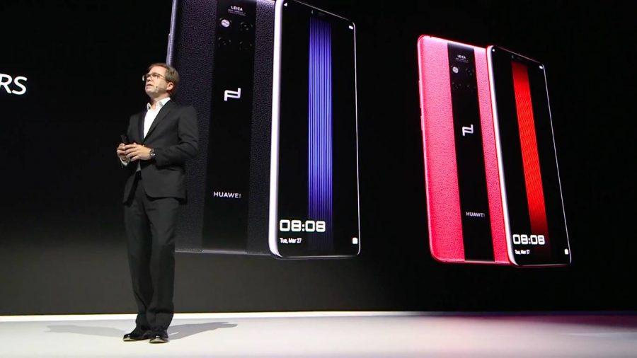 Люксовый Huawei Mate 20 RS
