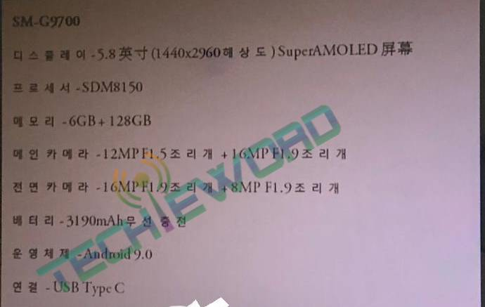 Тот самый список характеристик из Weibo