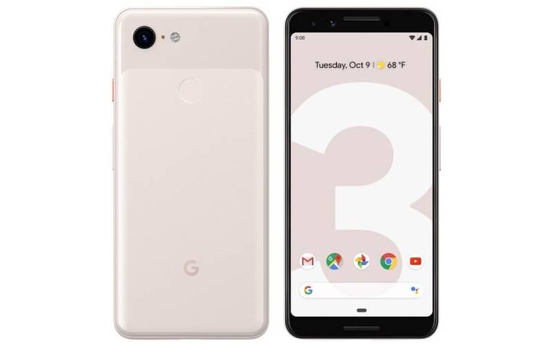 Google Pixel 3 Not Pink