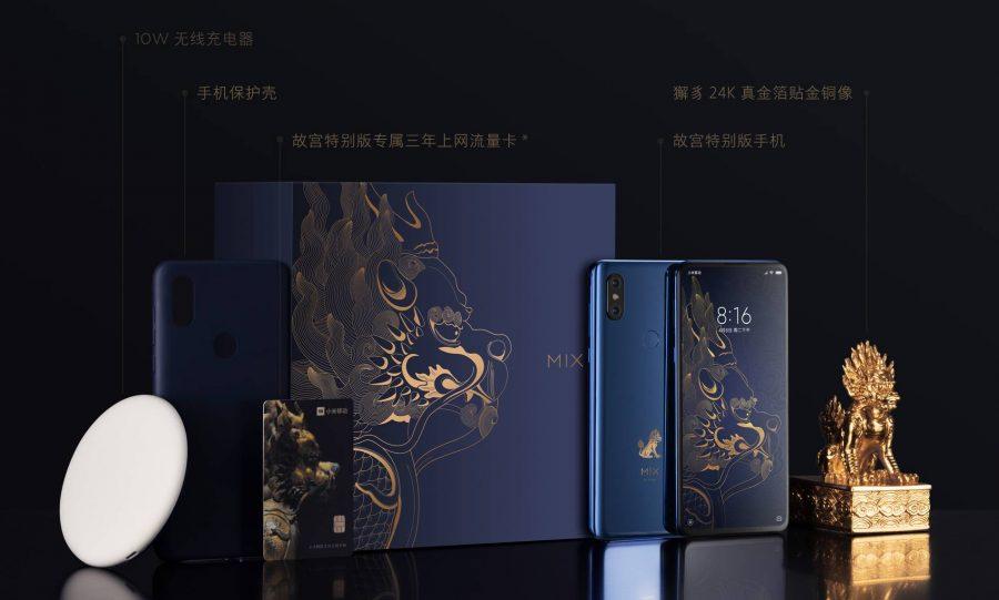 Xiaomi Mi Mix 3 Palace Museum