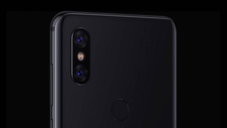 Двойная основная камера Xiaomi Mi Mix 3