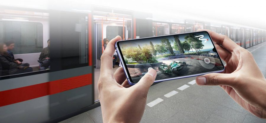 Huawei Mate 20 X как игровой смартфон
