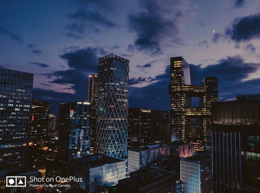 Пример снимка, сделанного основной камерой OnePlus 6T
