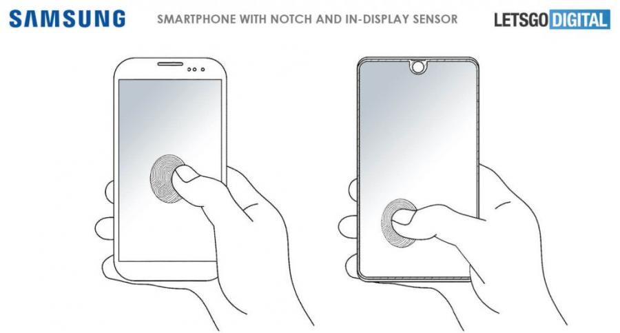 До сих пор Samsung не выпускала смартфонов с вырезом в экране
