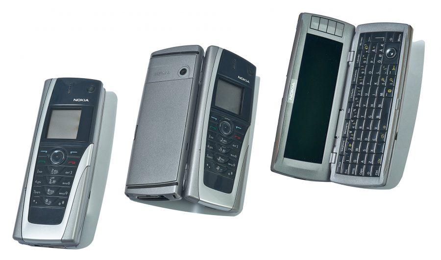 Nokia линейки Personal Communicator наподобие Nokia 9500