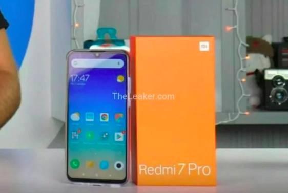 Инсайдеры утверждают, что на фото имеено Xiaomi Redmi 7 Pro