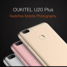 OUKITEL U20 Plus