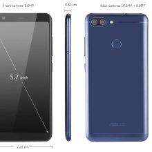 ASUS Zenfone Pegasus 4S Max Plus (X018DC)