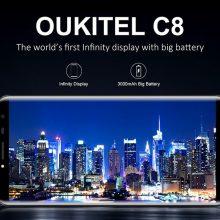 OUKITEL C8
