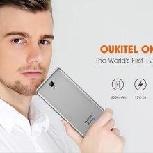 OUKITEL OK6000 Plus