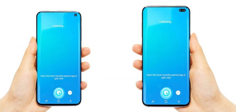 Samsung Galaxy S10 - первый смартфон на базе Exynos 9820