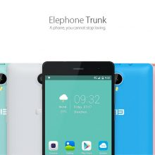 Elephone Trunk