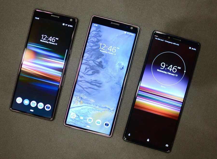 Sony Xperia 10 и его друзья