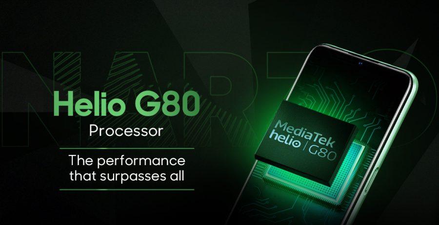 MediaTek Helio G80 (MT6769T)