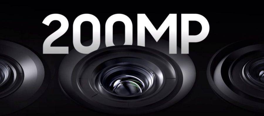 Смартфон 2022 года с камерой 200 Mp