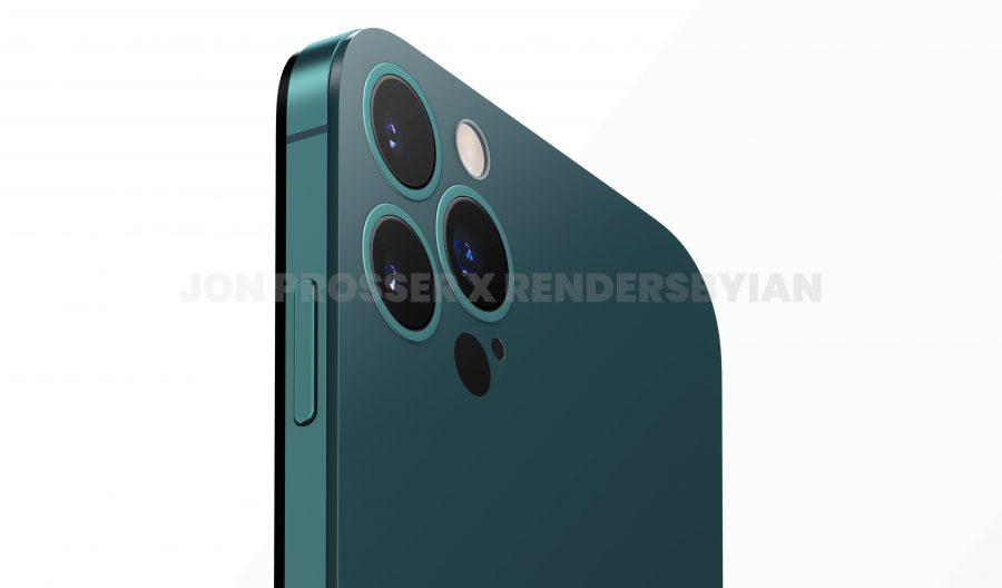 """Apple iPhone 14 без """"челки"""" и выступающего блока камеры"""