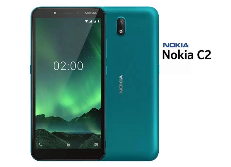 Nokia C2 - типичный представитель смартфонов на базе Unisoc SC9832E
