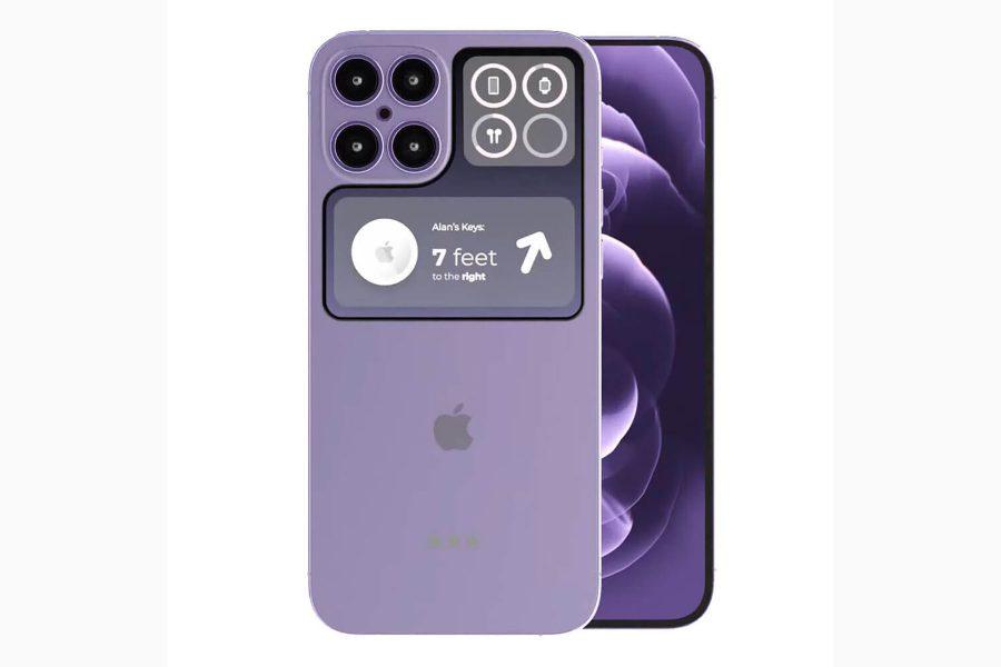 Концепт Apple iPhone 14