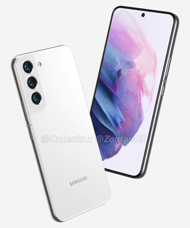 Характеристики Samsung Galaxy S22