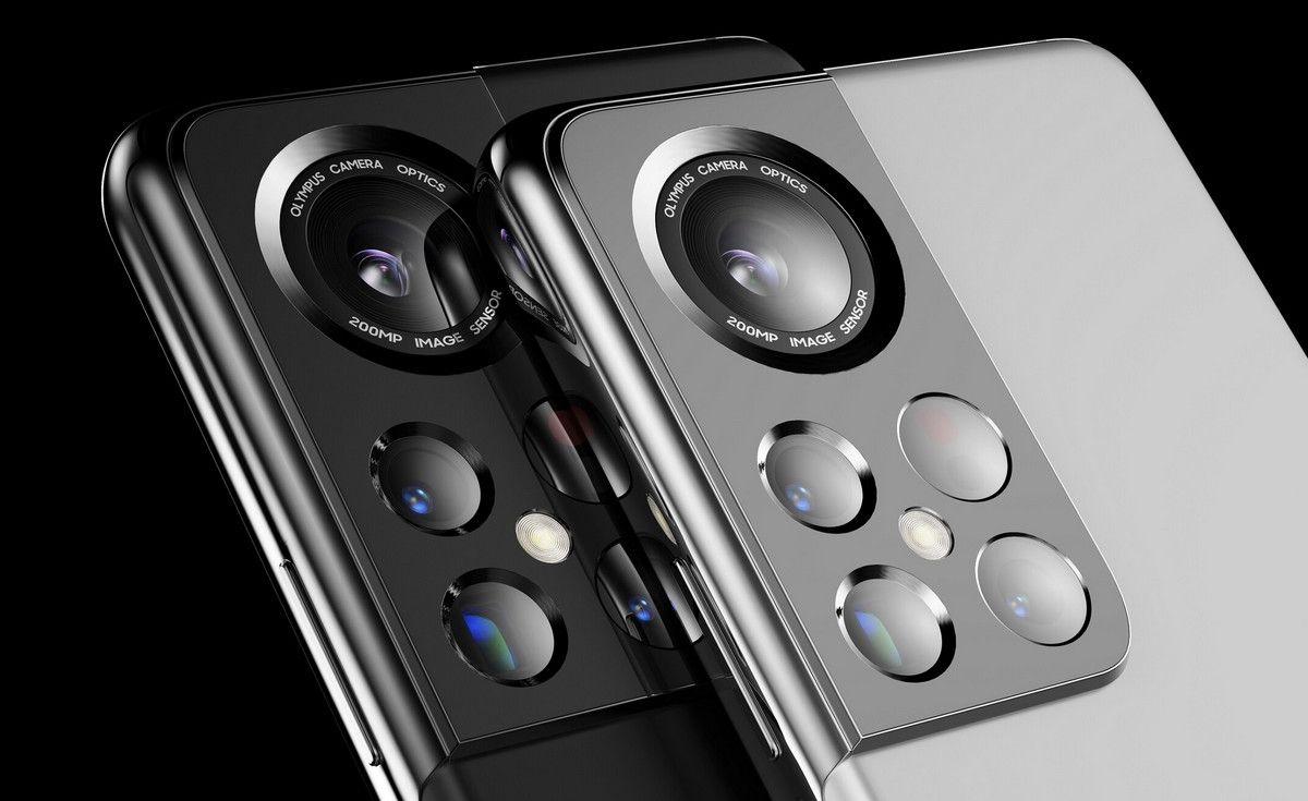 Камеры Galaxy S22 Ultra