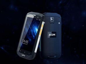 Смартфон AGM A8: защищенная «неубивайка» с неплохим железом