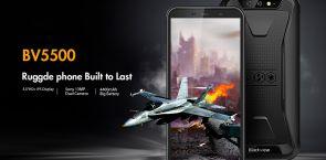 Blackview BV5500: особо прочный смартфон может быть изящным