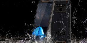 CUBOT King Kong 3: «вездеходный» смартфон с мощным аккумулятором
