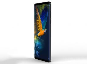 Elephone S9: «безрамочник» с изогнутым экраном и мощной начинкой
