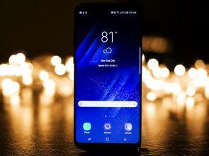 Лучший смартфон 2017 года по версии 4PDA — это Samsung Galaxy S8