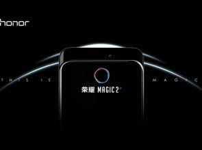 Honor Magic 2 от Huawei: самый необычный флагман осени 2018 года