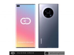 Huawei Mate 40 Pro: дата выхода, цена, характеристики и другие слухи