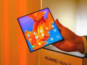 Huawei Mate X представлен: мини-обзор гибкого смартфона за €2288