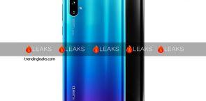 Huawei Nova 5 получит тройную камеру и флагманские характеристики