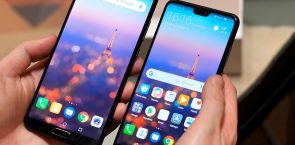 Цена Huawei P20 и P20 Pro в России приятно удивит потенциальных покупателей