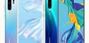 Сравнение Huawei P30 и P30 Pro: какие имеются сходства и отличия