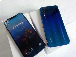 Копия Huawei P20 Pro или как китайцы подделывают китайцев
