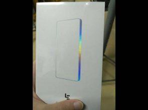 LeEco S8: первый безрамочный на 100% смартфон китайской компании?