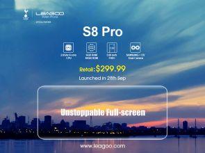 Leagoo S8 и S8 Pro: безрамочные альтернативы «сами знаете кому»
