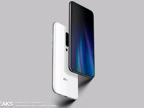 Meizu 16S с тройной основной камерой выйдет в начале 2019 года